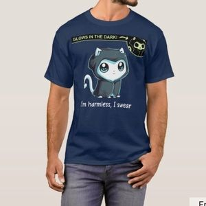 Other - I'm harmless, I swear cat shirt